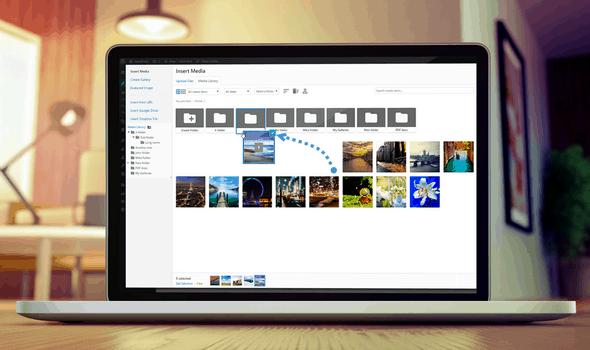 WordPress插件-WP Media folder V5.2.1汉化版已更新