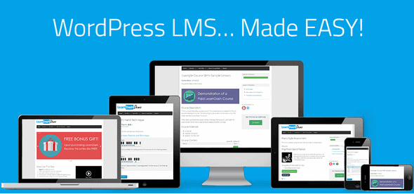 WordPress插件-LearnDash V3.1.8汉化版已更新