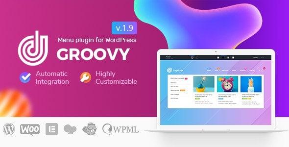WordPress插件-Groovy Menu V2.2.6汉化版已更新
